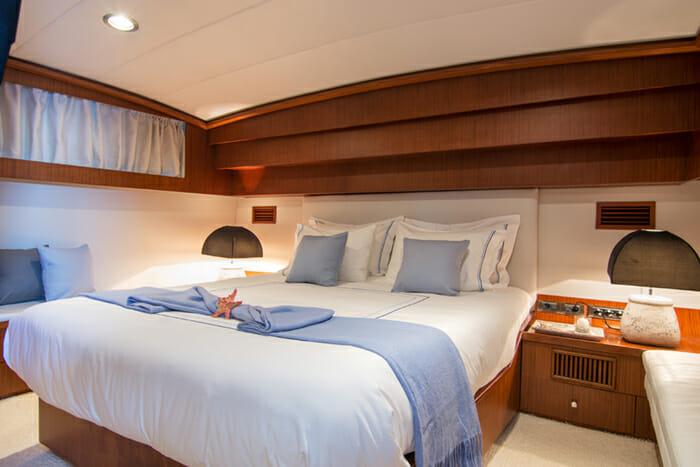 Oceane II Master Cabin