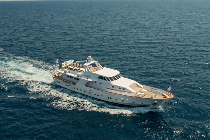 Oceane II Profile