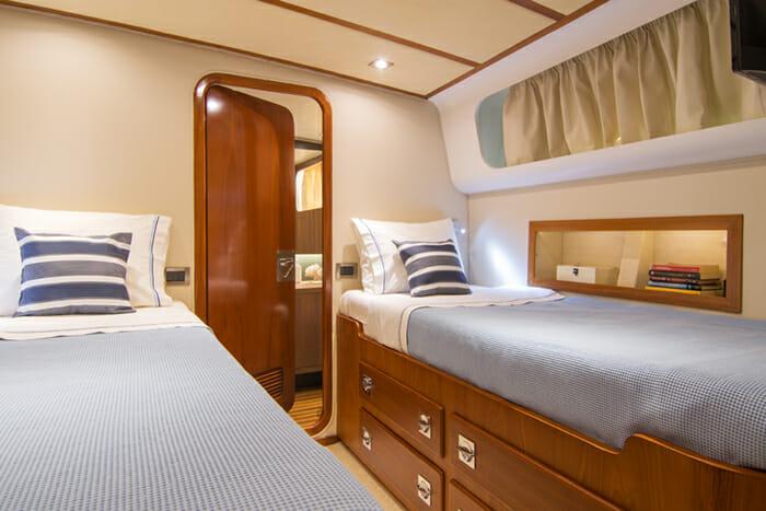 Oceane II Twin Cabin