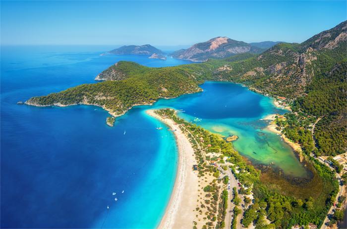 Oludeniz Beach Turkey