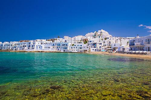 Paros island Cyclades
