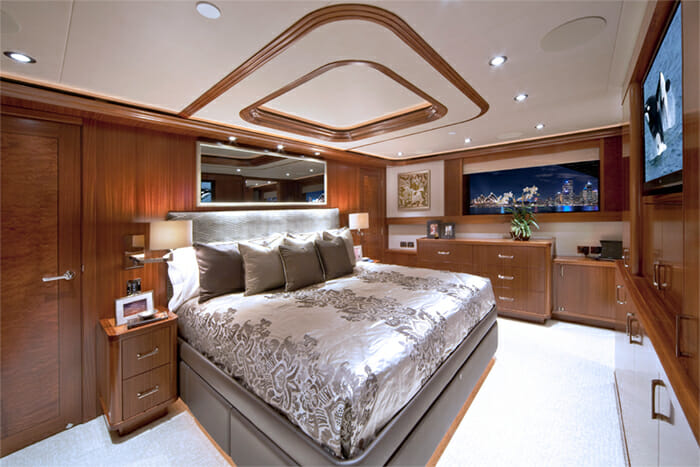 Pipe Dream Master Stateroom