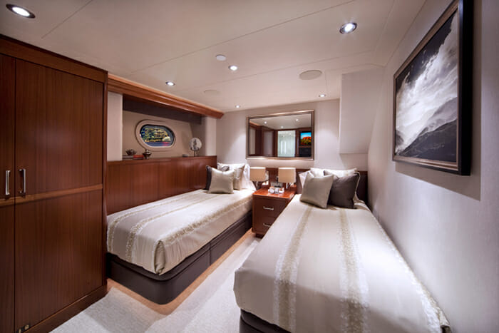 Pipe Dream Twin Stateroom 2