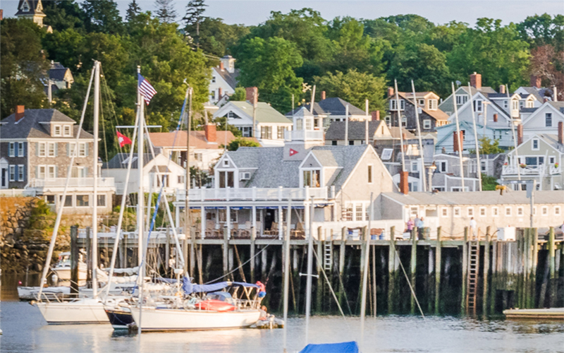 10 Prettiest Coastal Towns