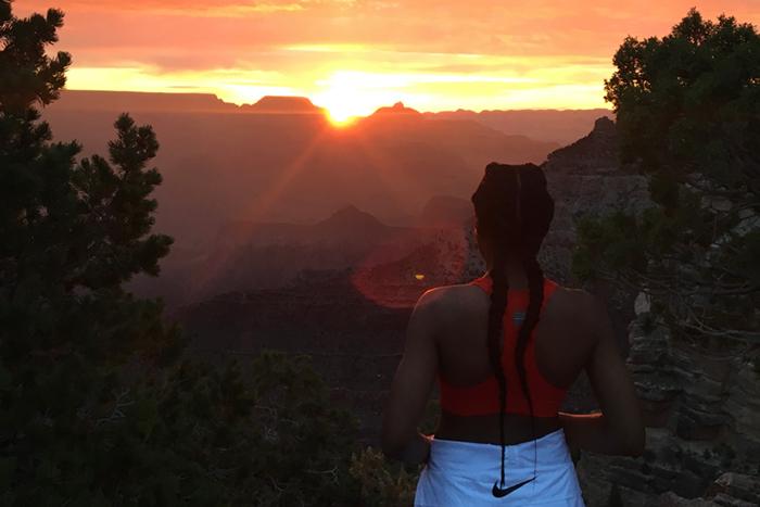 Rachel Clemons sunset