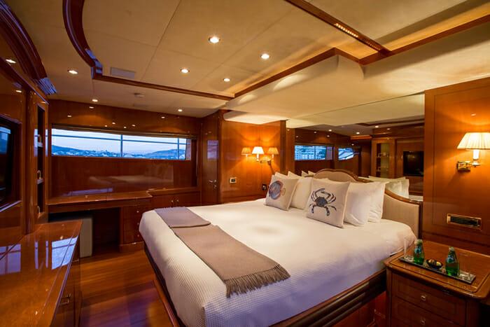 Rebecca V VIP Cabin