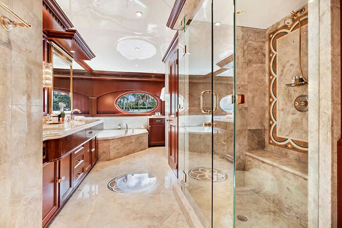 Relentless Master Bathroom