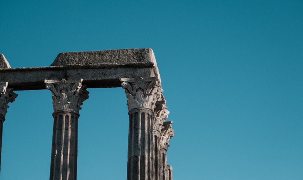 Roman Ruins - Spain