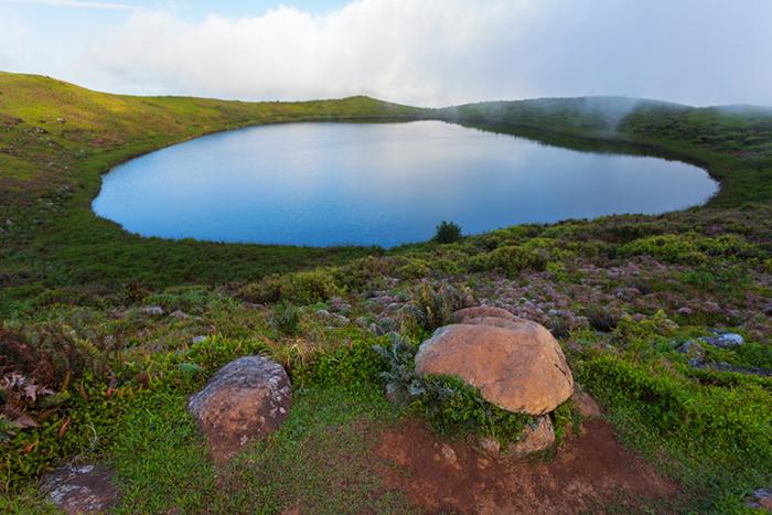 San Cristobal lake
