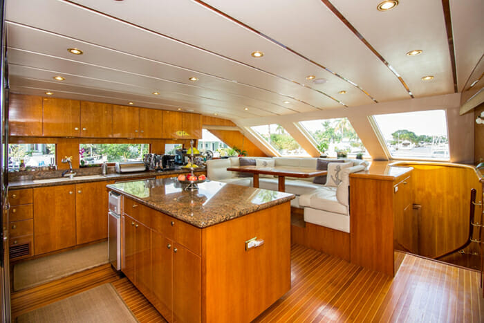 Sanctuary Galley
