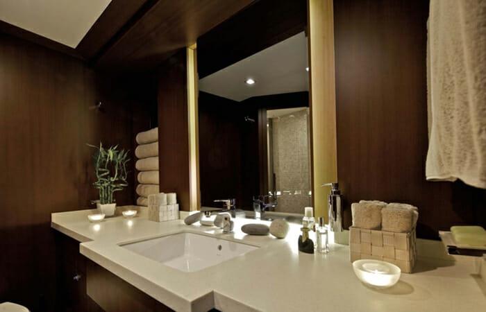 Sanjana Guest Bathroom