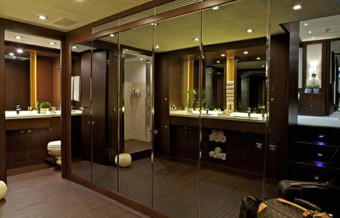 Sanjana Master Bathroom