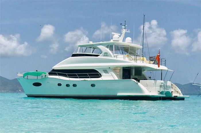 Sea Boss catamaran main image
