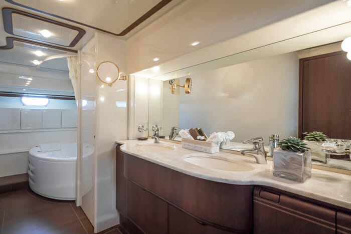Sea Dog Master Bathroom