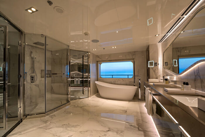 Serenity Master Bathroom