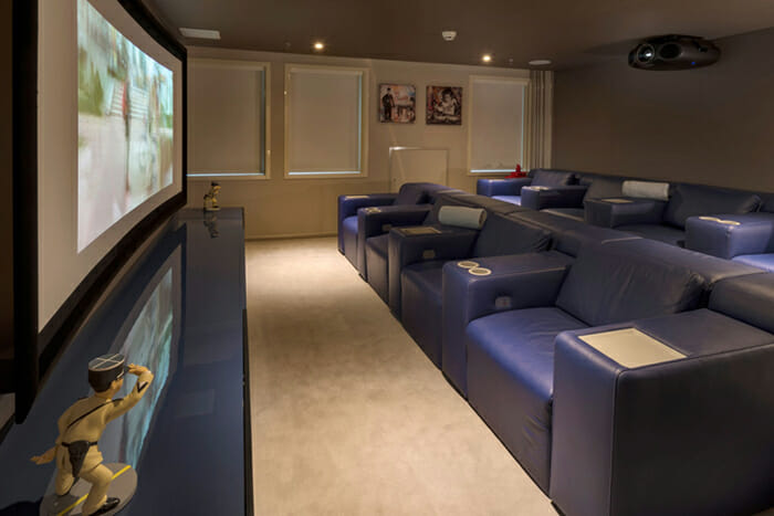Serenity Movie Theatre