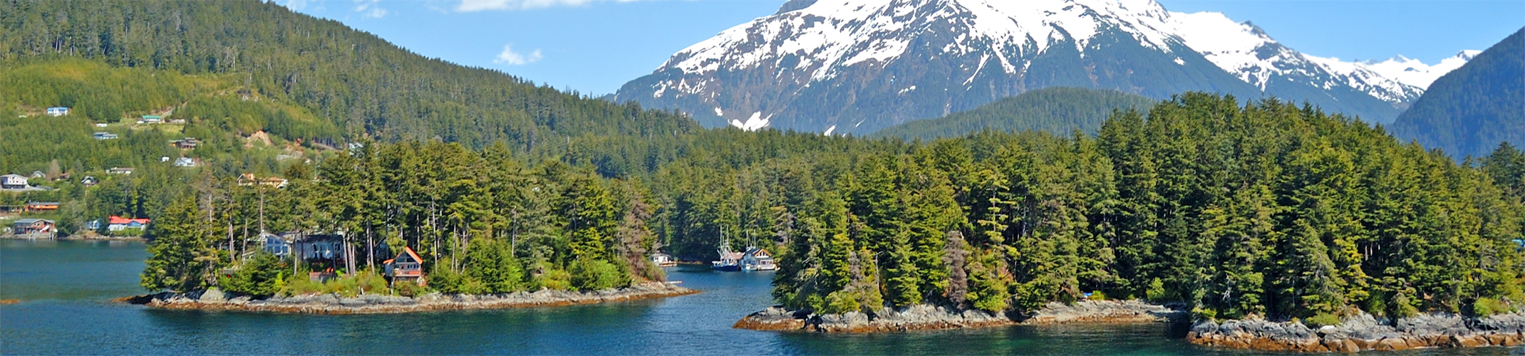 Juneau to Sitka itinerary