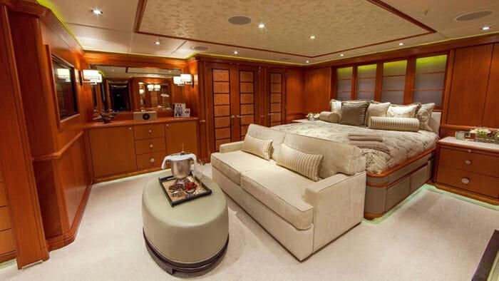 Skyfall VIP Cabin