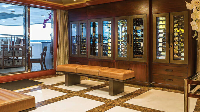 Skyfall Wine Cellar
