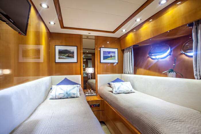 Solal Twin Cabin
