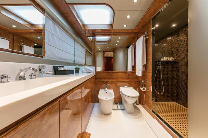 Sole Di Mare Master Bathroom