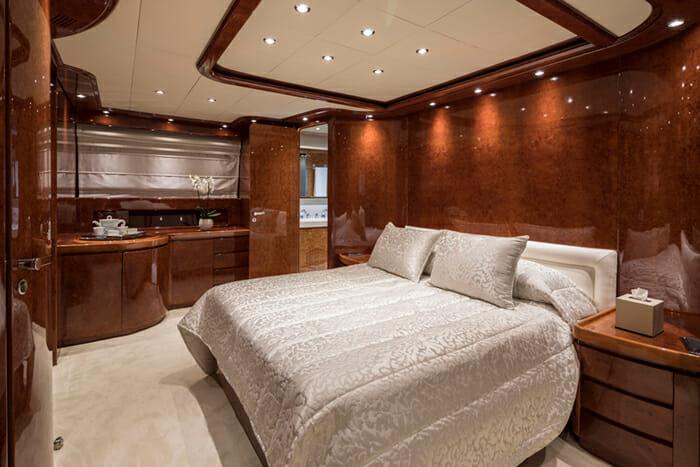 Sole Di Mare Master Cabin