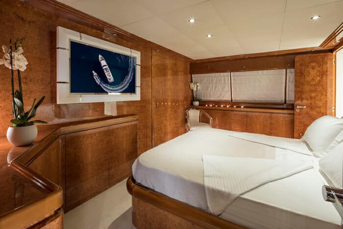 Sole Di Mare VIP Cabin