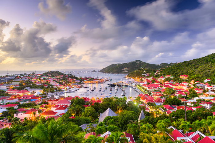 St Barths - Gustavia