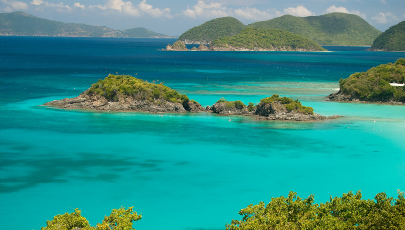 St John in the Virgin Islands