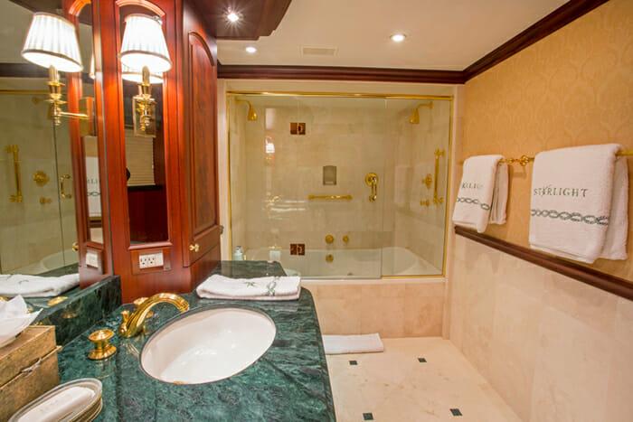 Starlight Master Bathroom