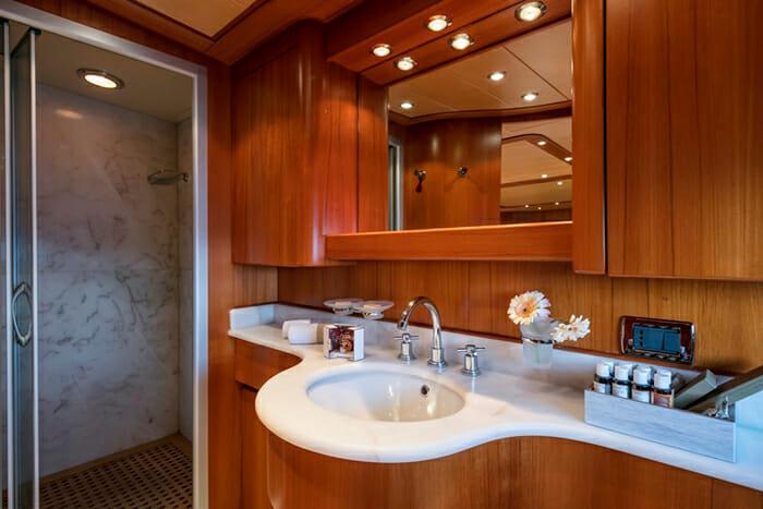 Summer Dreams Master Bathroom