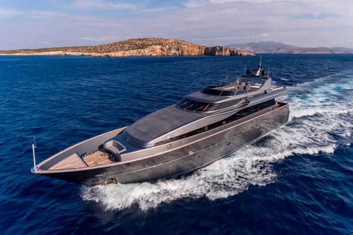 Summer Dreams Yacht