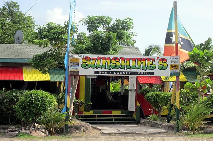 Sunshines Bar & Grill