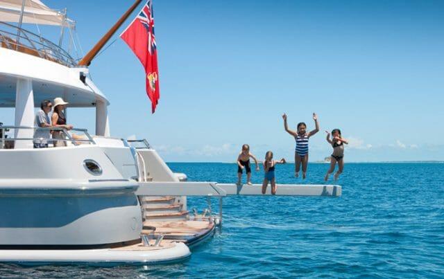 Tahiti charter fun