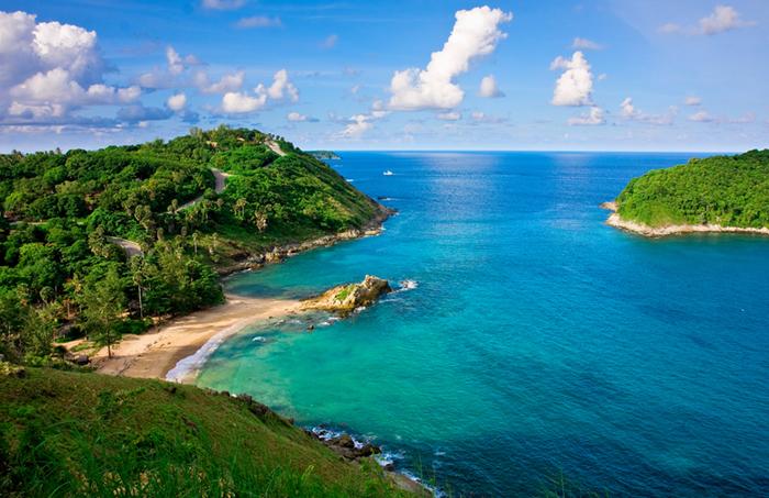 Thailand - Nai Harn beach