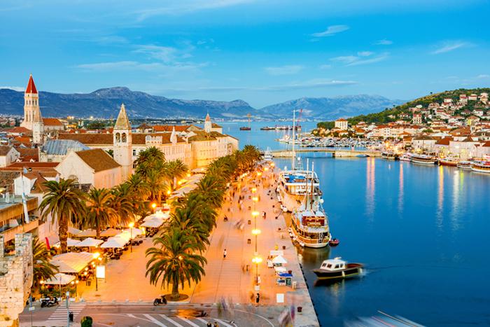 Trogir yacht charters