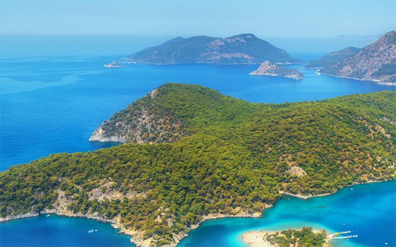 Most Beautiful Islands