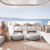 Turquoise Aft Deck