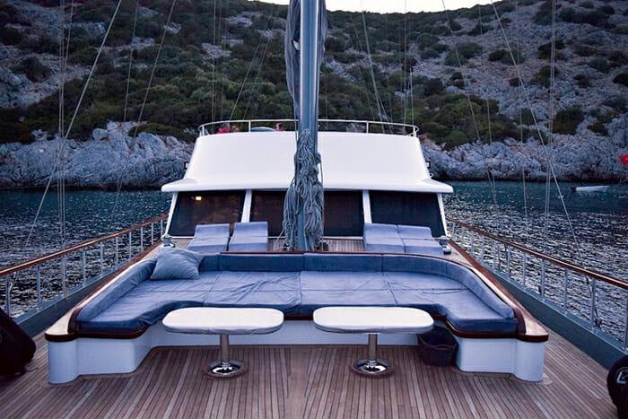 Virtuoso Forward Deck