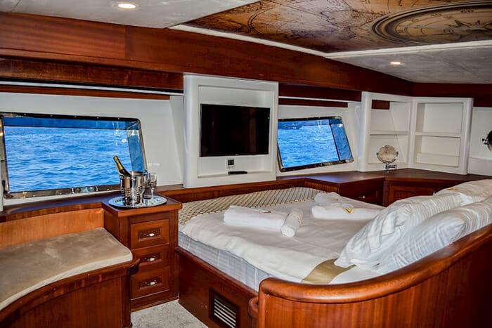 Virtuoso Guest Cabin