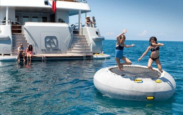 Water fun activities