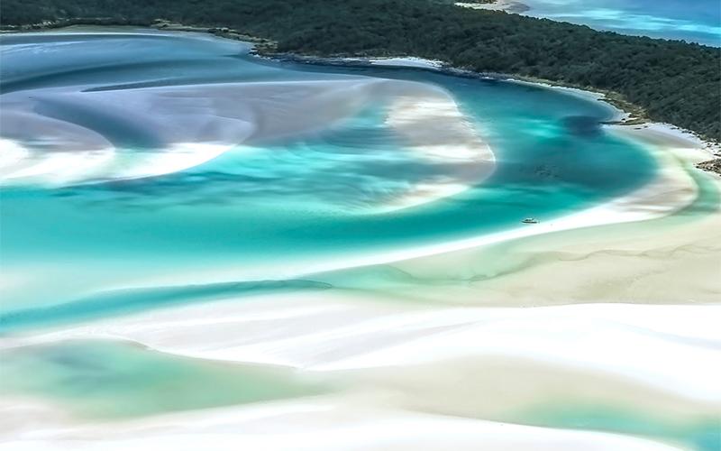 Best Beaches in Whitsundays