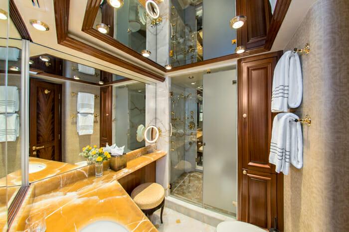 Wild Kingdom Guest Bathroom