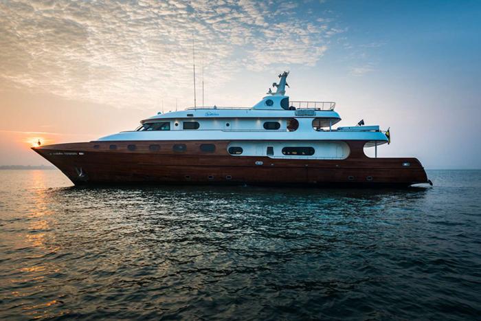 Yacht ASHENA main image