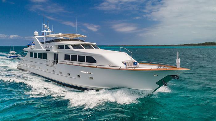 Yacht Alexandra Jane