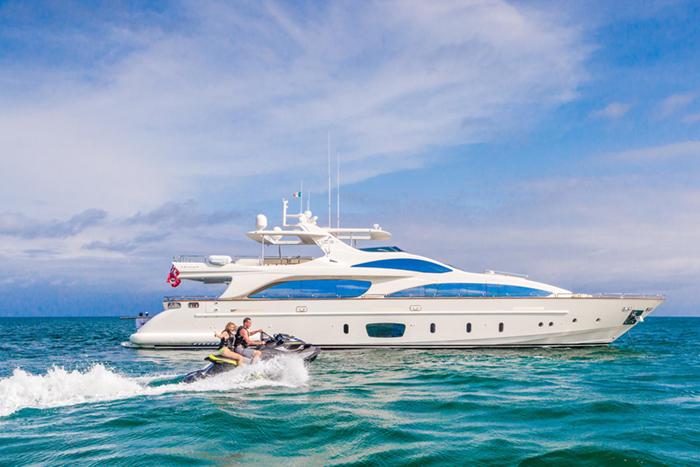 Yacht Amanecer profile