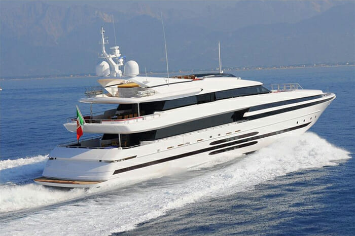 Yacht Balista