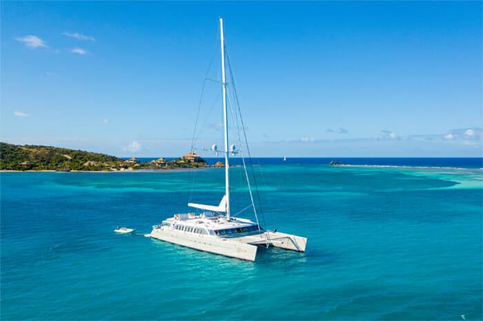 Yacht Bella Vita Profile