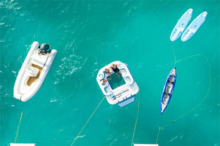 Yacht Bella Vita Toys