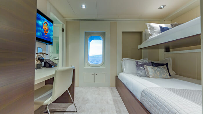 Yacht Big Sky Double Cabin with Pullman